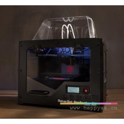 Makerbot Replicator 2X立体打印 3D打印 快速成型